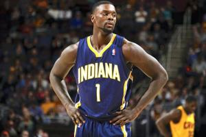 Stephenson with the Pacers in 2013